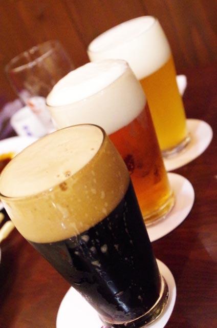 黒ビール ラガービール エールビール