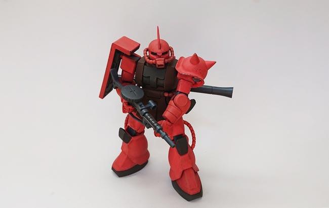 MS-06S「シャア専用ザク」HG