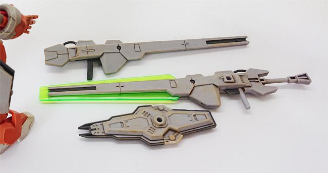 HG G アルケイン 武器類