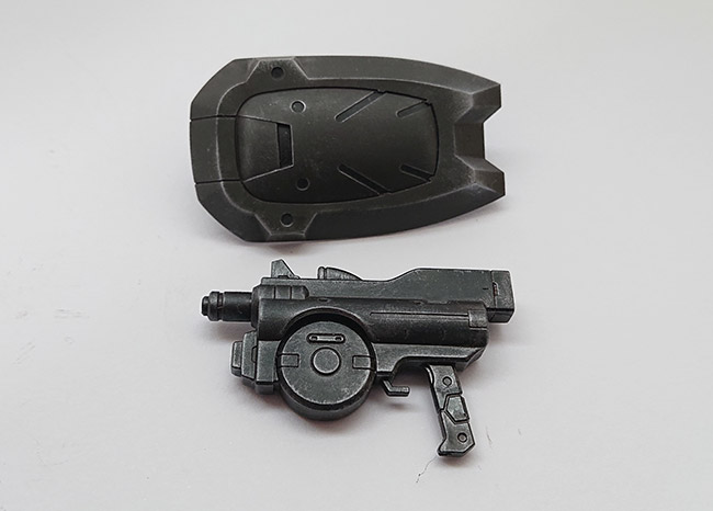 HGグリモア 武器類