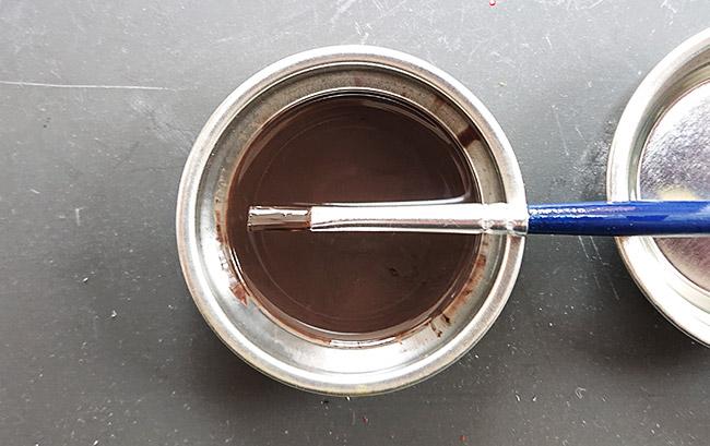 ウォッシングに使用する塗料