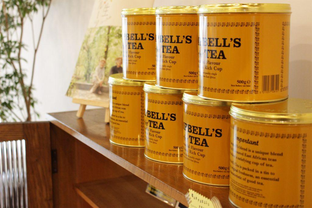 Campbell's Perfect Tea:アイルランドの紅茶