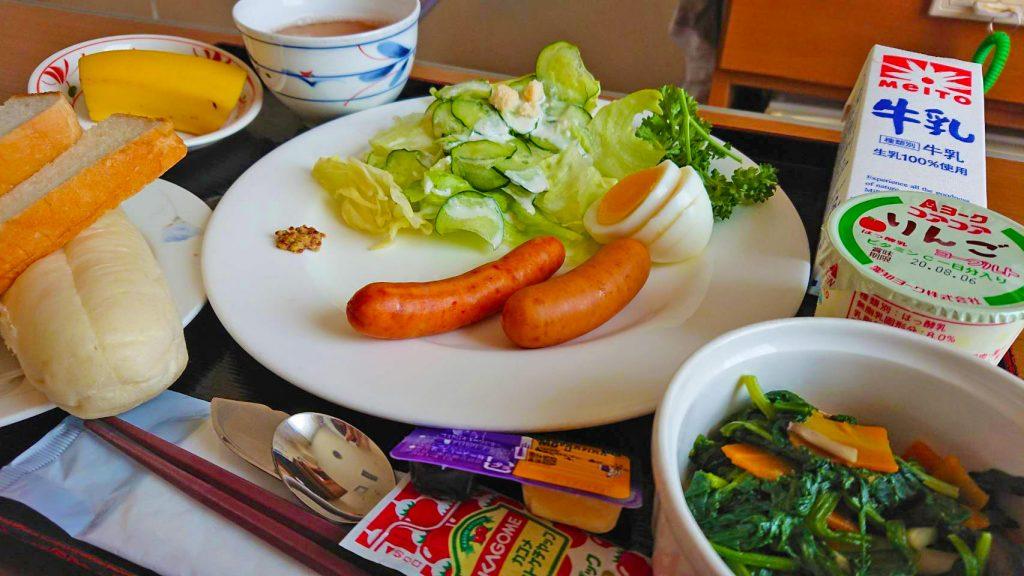 6日目朝食