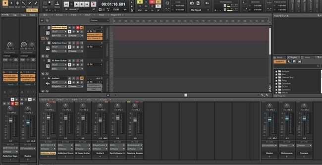 音楽ソフト「Sonar」準備OK