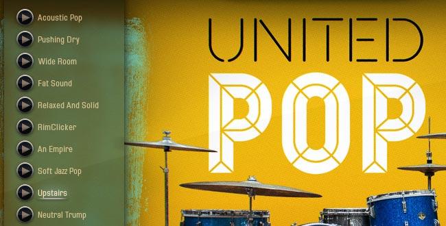 UNITED POP 「Upstairs」とかいうやつに変更