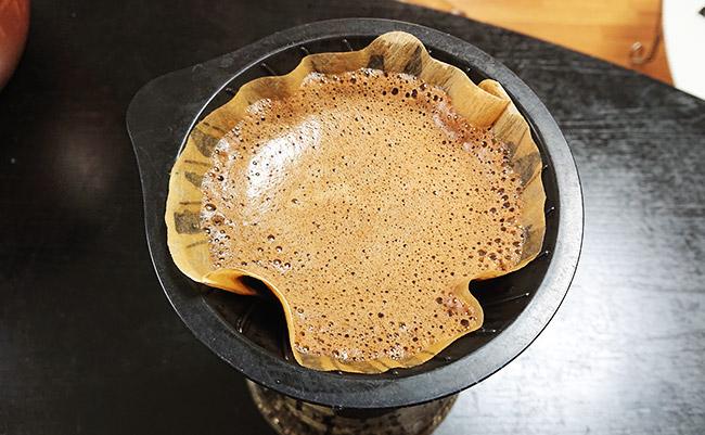 コーヒーを飲んでからしよ…