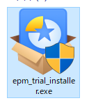 EaseUS Partition Masterのexeファイル