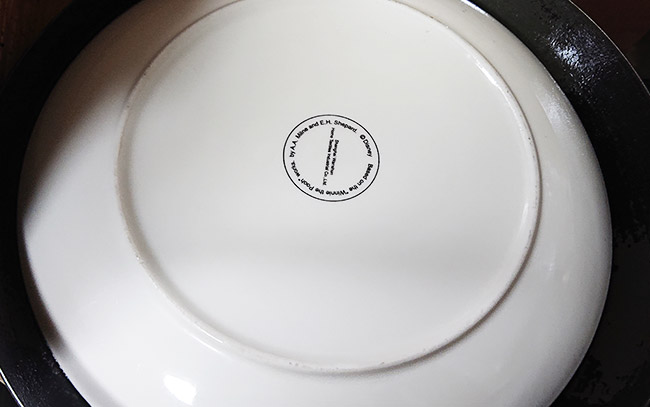 お皿をかぶせて